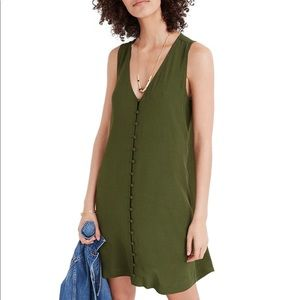 Heather Button Front Dress